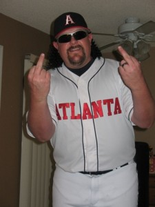 Kenny Powers Costume